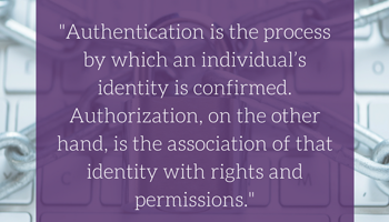 The Difference Between Authorization and Authentication