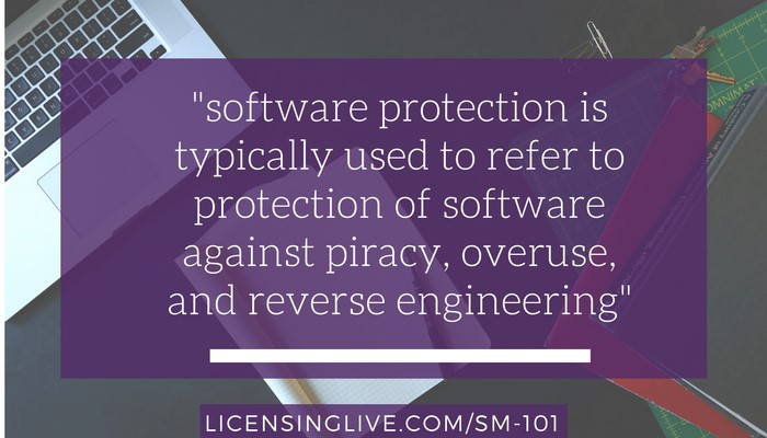 Software Protection vs IP Protection