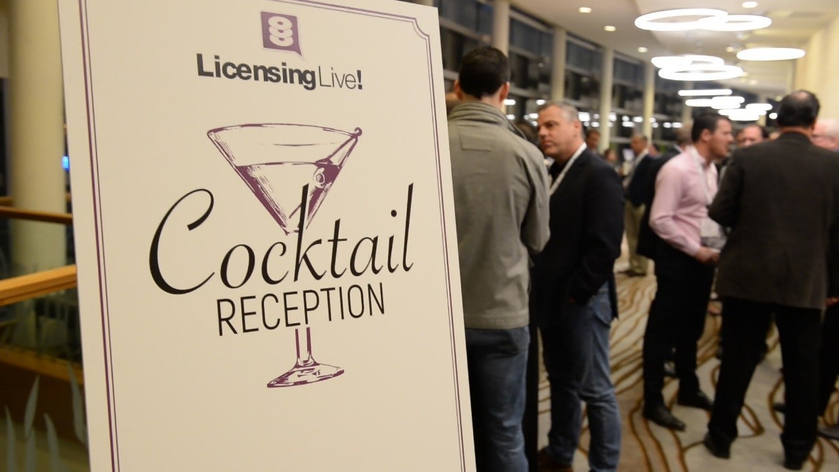 LicensingLive! 2018 Reception